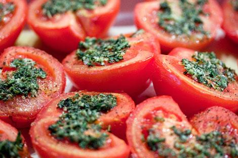 Tomatensauce aus ofengetrockneten Tomaten