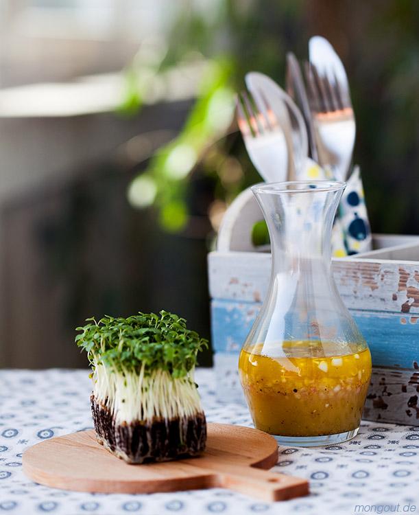 leckere dressings für salate